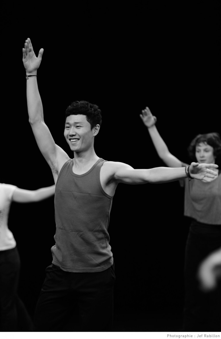 LI Fuxi 李富曦 <span>Danseur</span>