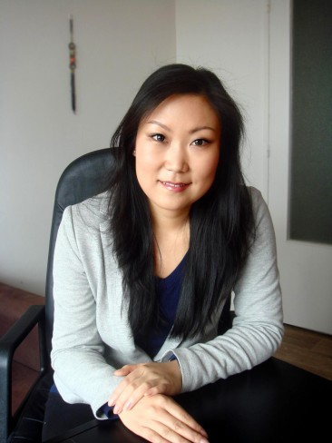 Min LI 李敏 <span>Traductrice et responsable de MLC Communication </span>