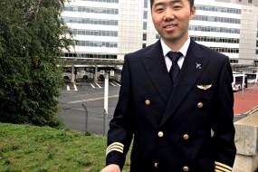 XU Lijia 许立嘉 <span>Pilote de ligne</span>