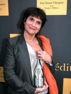 Patricia Tartour remporte le Prix Veuve CLIQUOT de la Femme d'affaires en 2007