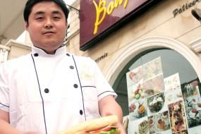 CHEN Zhengxi 陈正曦 <span>Boulanger</span>