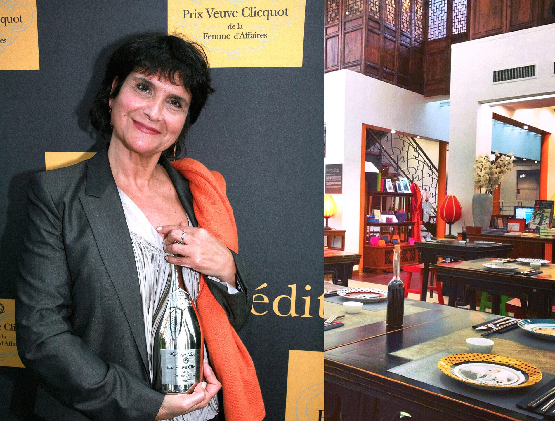 Patricia tartour pdg et fondatrice de la maison de la - Maison de la chine paris ...