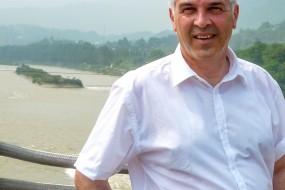 Alain MARINOS <span>Architecte et urbaniste. Inspecteur général des patrimoines</span>