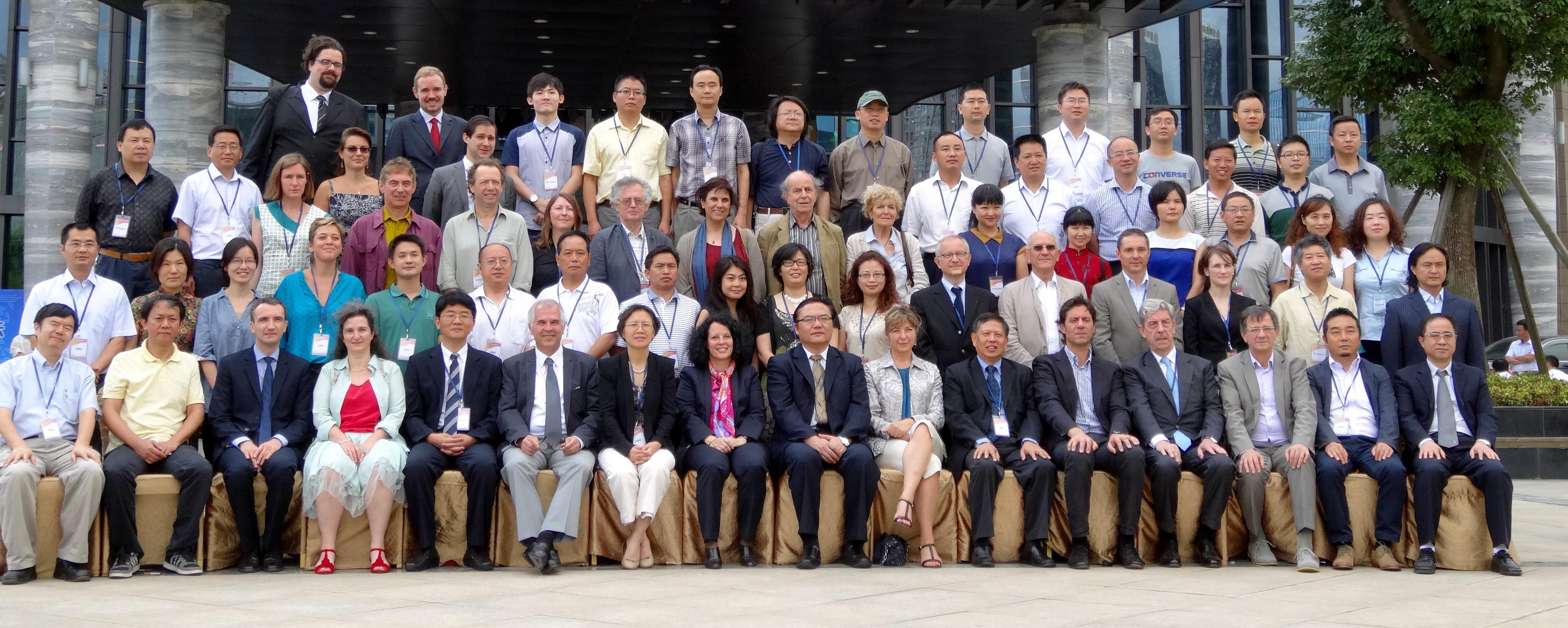 Colloque sur les paysages culturels à Guyiang province du Guizhou