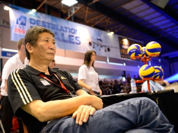 FANG Yan 方岩 <span>Entraîneur de Volley-Ball</span>