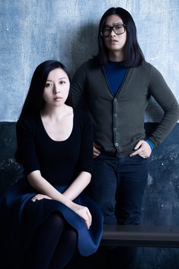 LIU Ling &#038; SUN Dawei 刘凌&#038;孙大为 <span>Stylistes de mode</span>