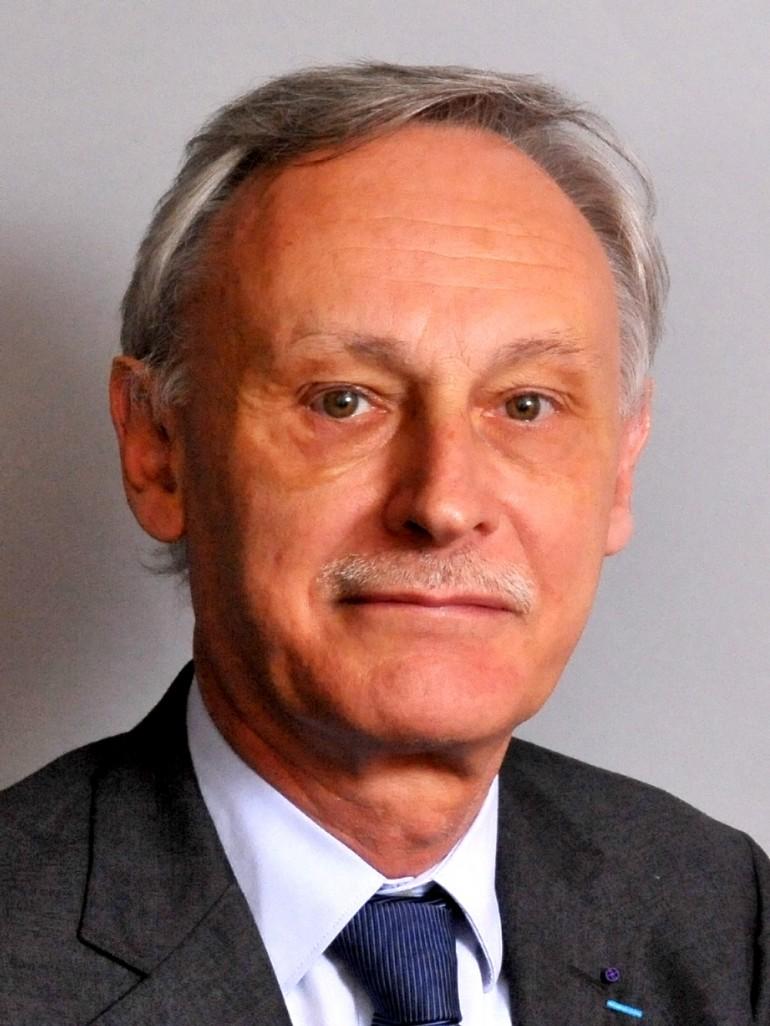 Alain LABAT <span>Président de la Fédération des Associations Franco Chinoises</span>